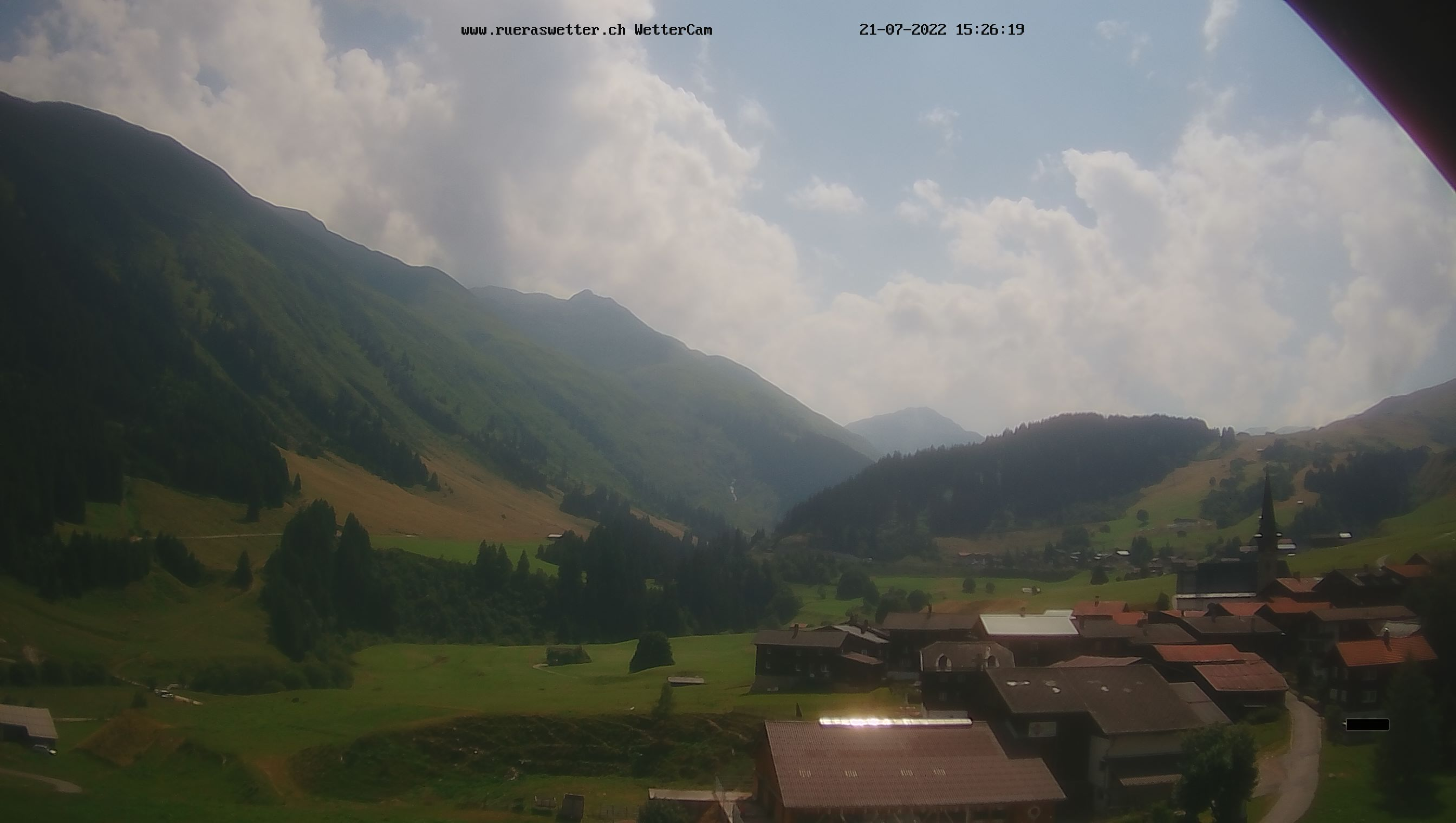 Webcams Rueras